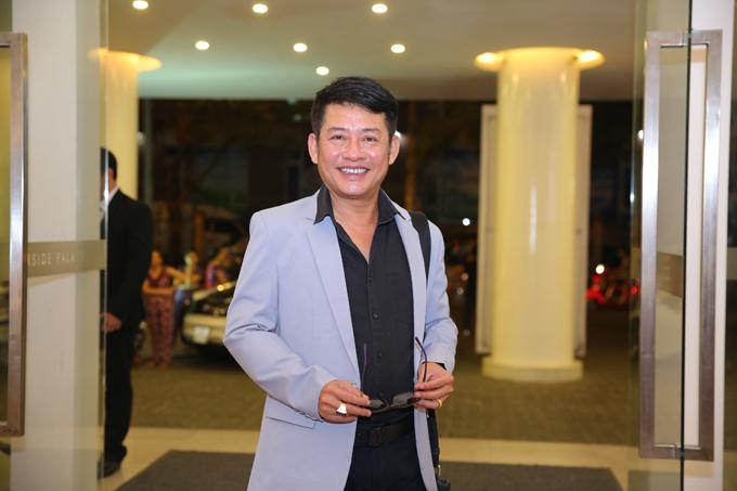 Nghệ sĩ Tấn Beo.
