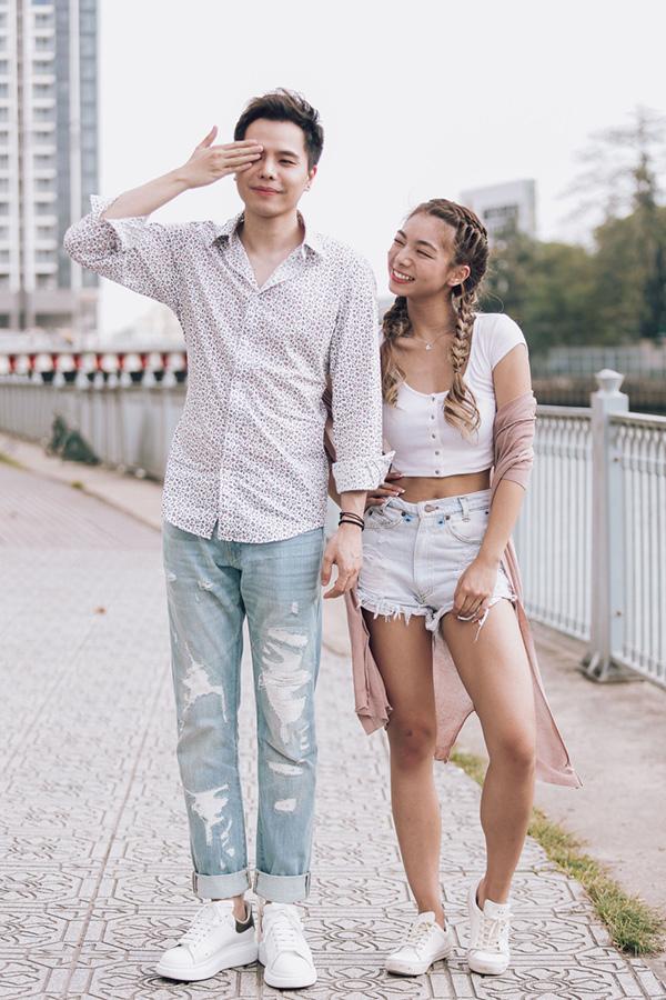Nội dung của MV Không Sao Đâu kể về câu chuyện một anh chàng hacker (Trịnh Thăng Bình đóng) mang lòng yêu Meg - một cô thư ký câm (Katleen Phan Võ đóng - con gái võ sư Nam Anh, chưởng môn phái Vịnh Xuân) ngay từ lần đầu tiên gặp gỡ.