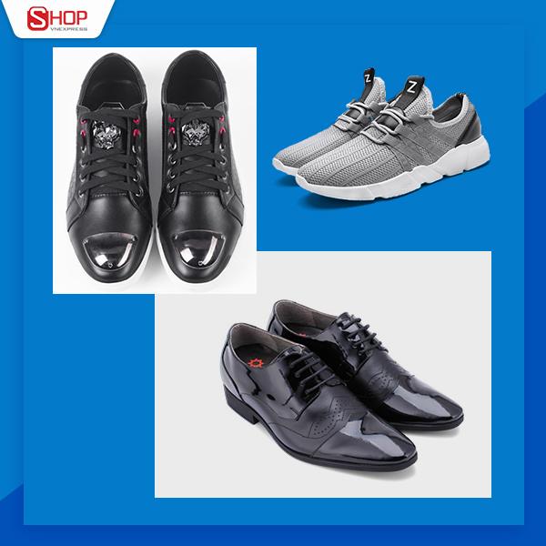 Lựa chọn những đôi giày phù hợp trong từng sự kiện đem lại sự tiện lợi, giúp nam giới trở nên thời thượng. Lúc này, bạn nên chú ý đến chất liệu và phom dáng giày khi kết hợp trang phục.