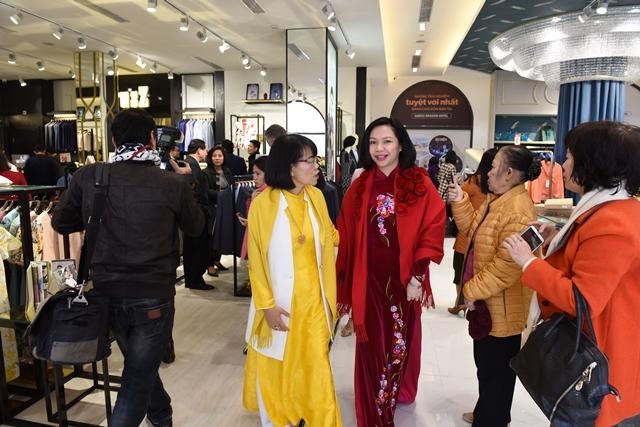 Khai trương trung tâm thời trang cao cấp May 10 Long Biên - 1