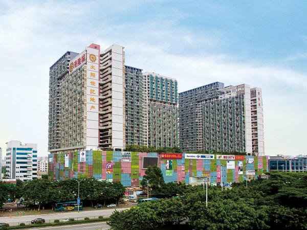 Cận cảnh Hồng Long Century Plaza của tỷ phú Hong Kon