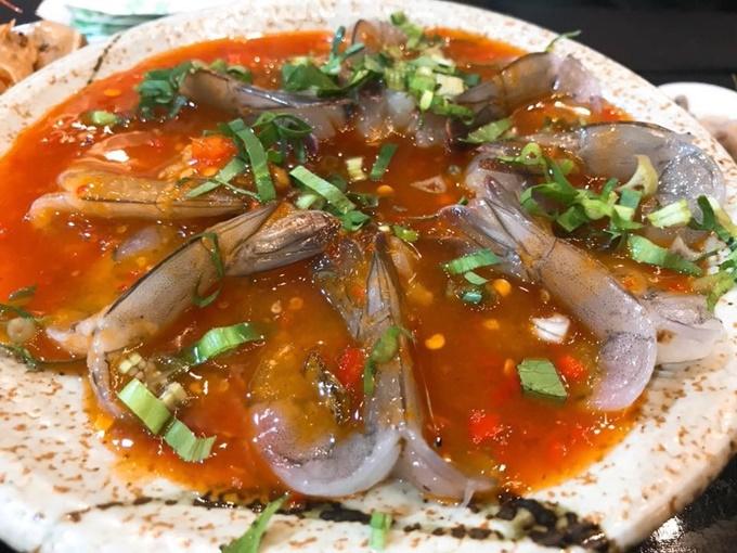 Ứa nước miếng với 3 món sốt Thái chua cay ở Sài Gòn - ảnh 2