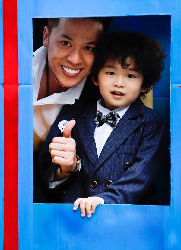 Sau tin đồn ly hôn, Diễm Hương tiết lộ vợ chồng cô muốn có thêm con - ảnh 6