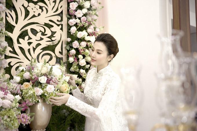 Hậu trường đám cưới của Ngọc Duyên và chồng đại gia tại Vũng Tàu - ảnh 2