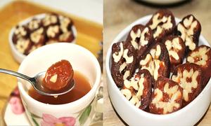 Hai món tráng miệng truyền thống Hàn Quốc dành cho mùa đông