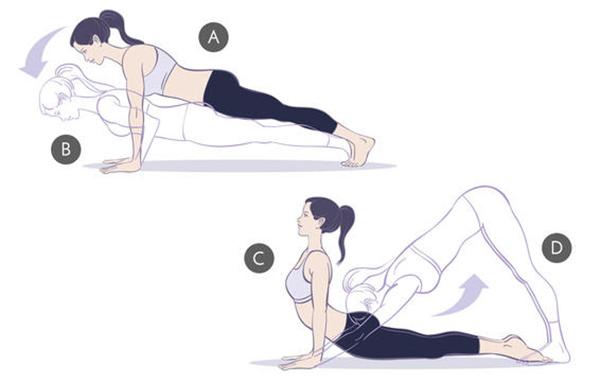 5 động tác yoga căng duỗi giúp sáng thứ hai bớt uể oải - ảnh 1