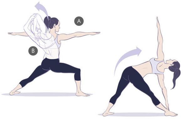 5 động tác yoga căng duỗi giúp sáng thứ hai bớt uể oải - ảnh 2