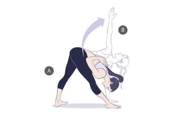 5 động tác yoga căng duỗi giúp sáng thứ hai bớt uể oải - ảnh 3