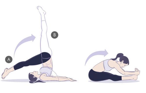 5 động tác yoga căng duỗi giúp sáng thứ hai bớt uể oải - ảnh 5
