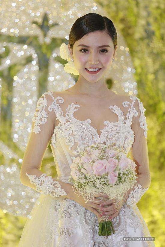 Sau đám cưới, Ngọc Duyên sẽ rút khỏi showbiz để tập trung cho vai trò làm vợ, làm mẹ.