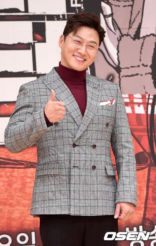Diễn viên Dae Hwan