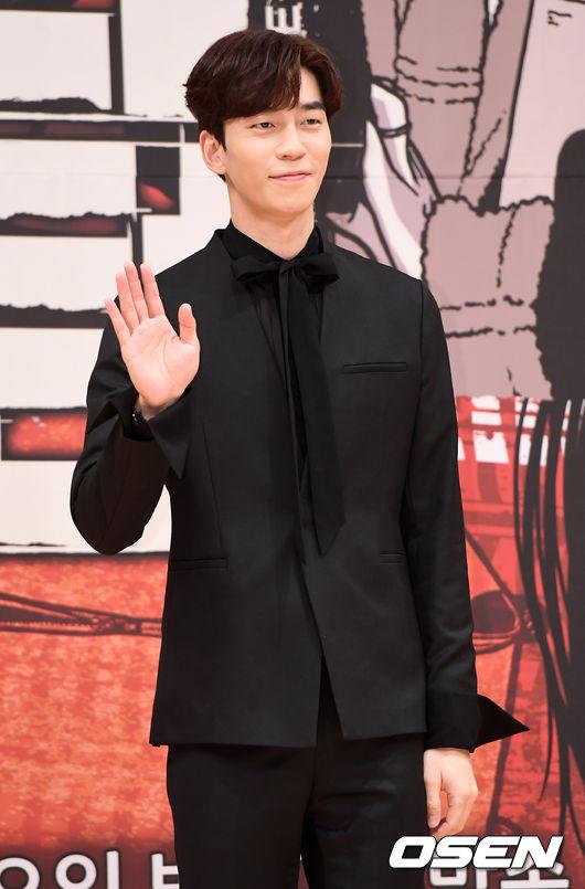 Nam diễn viên Shin Sung Rok.