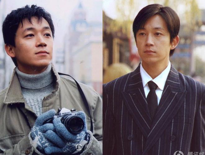 Phan Việt Minh thời mới gia nhập làng giải trí trông đẹp trai, thư sinh, khác hẳn hiện tại.