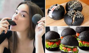 Bắt chước Hà Hồ, đi tìm loại bánh đen sì nhưng bổ dưỡng