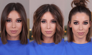 3 cách tạo kiểu đơn giản cho tóc ngắn chẳng cần khéo tay cũng vẫn đẹp