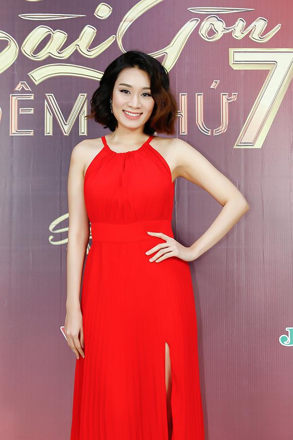 Minh Thư mang đến Những đêm em khóc - bài hát mà cô cho rằng buồn nhất trong số ca khúc do mình sáng tác.