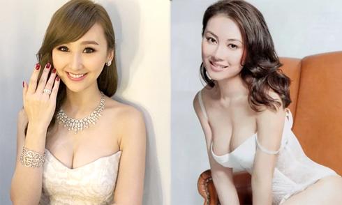 8 mỹ nhân ngực khủng của đài TVB