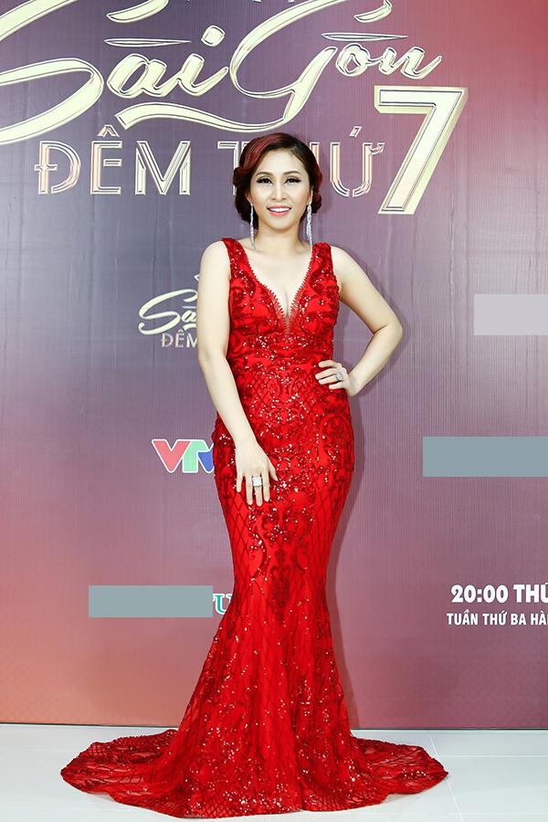 Ca sĩ hải ngoại Ngọc Liên. Chương trình phát sóng lúc 20h thứ bảy 20/1 trên Đài truyền hình Việt Nam.