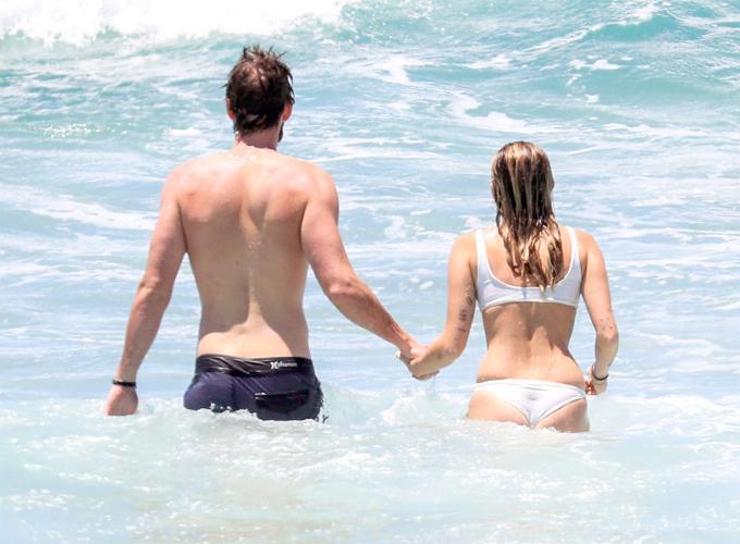 Gần đây có nhiều thông tin cho rằng Miley đã bí mật tổ chức đám cưới với Liam tại Australia. Tuy nhiên anh trai Liam đã phủ nhận tin đồn này.