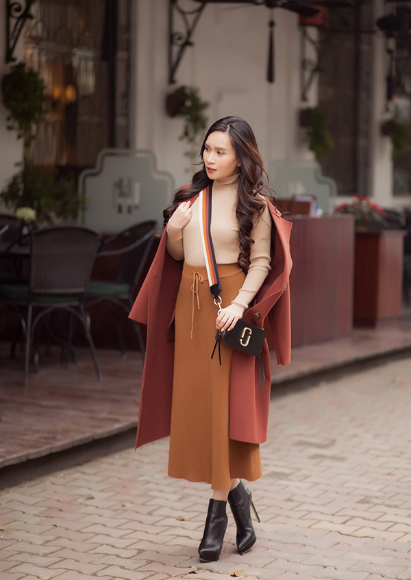 Gợi ý mặc đẹp với các màu  trung tính - 6