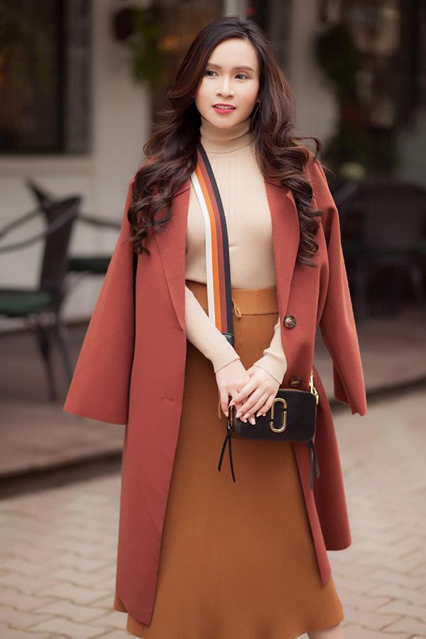 Gợi ý mặc đẹp với các màu  trung tính - 7