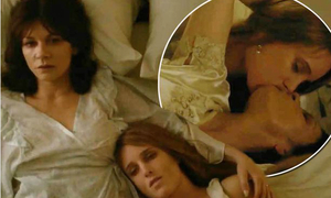 Bạn diễn khen ngợi Catherine Zeta-Jones đóng cảnh sex rất chuyên nghiệp