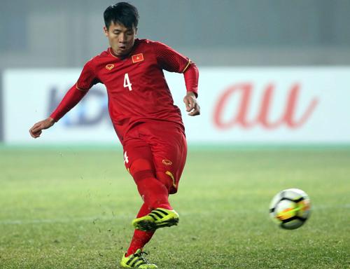Tiến Dũng đá quả 11m quyết định cho U23 Việt Nam.Ảnh:Anh Khoa.