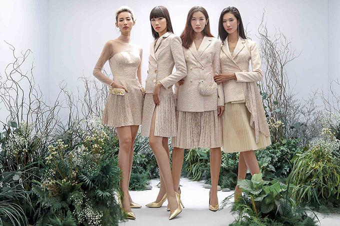 Shes A Goddess tạo được sự ấn tượng bởi sự đa dạng về mẫu mã từ trang phục ứng dụng cho chị em văn phòng đến các mẫu váy đi tiệc nhẹ hay các kiểu váy sexy cho phái đẹp tỏa sáng trong dạ tiệc tối.