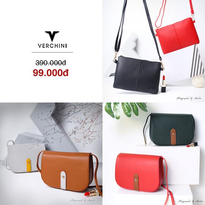 BST túi xách đồng giá từ 79.000 đồng của Verchini - 10