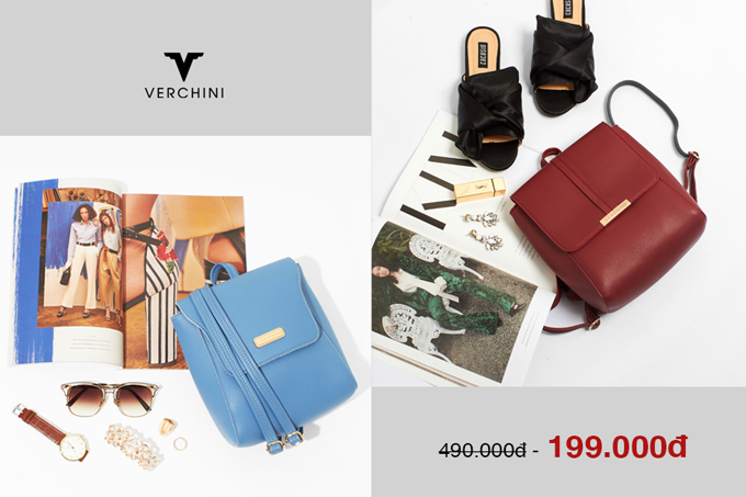 BST túi xách đồng giá từ 79.000 đồng của Verchini - 5