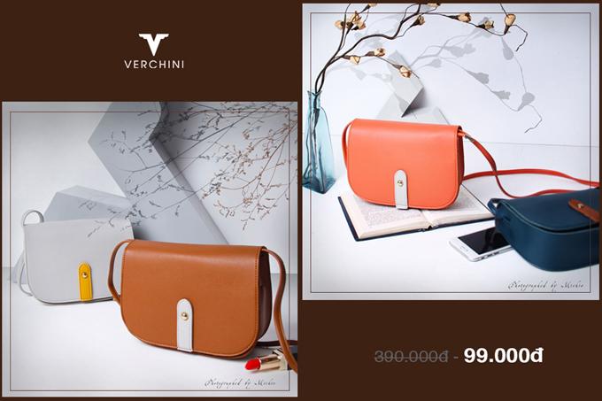 BST túi xách đồng giá từ 79.000 đồng của Verchini - 6