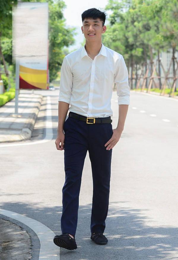 Phong cách chuẩn soái ca của cầu thủ U23 Việt Nam - 10
