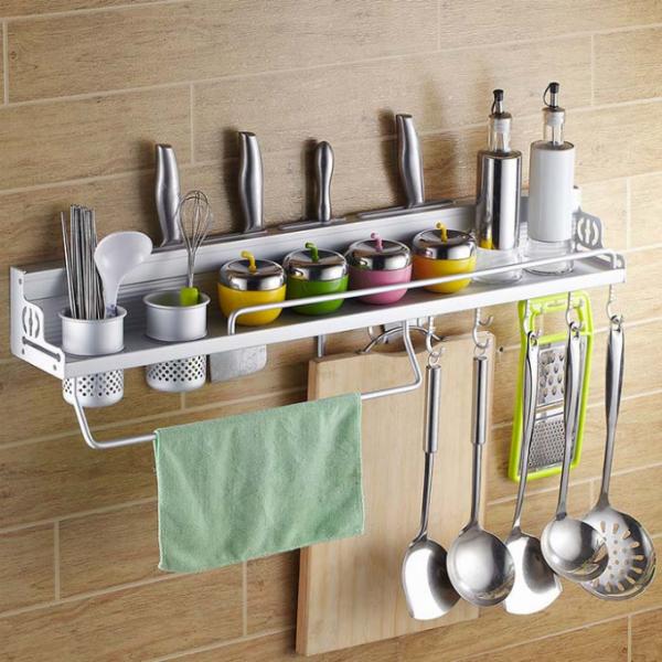 Mẹo sắp xếp phòng bếp tối giản mà tiện nghi như người Nhật - 1