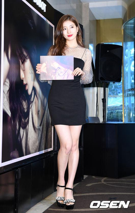Tình cũ của Lee Min Ho diện váy ngắn, khoe lợi thế chân dài - 6