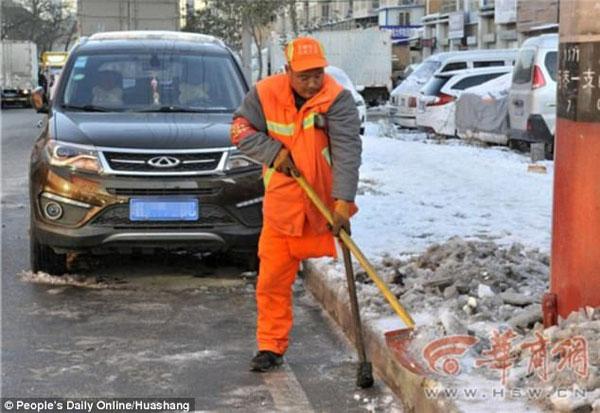 Ông Shang được ca ngợi bởi sự mẫn cán, tránh nhiệm cao trong công việc.