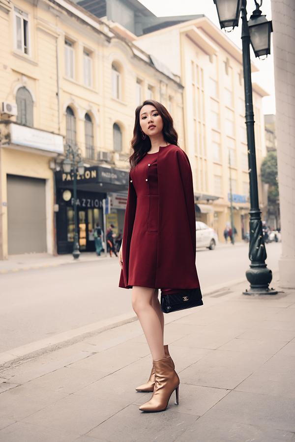 Bộ ảnh giới thiệu các kiểu áo khoác hợp mốt và mang lại hình ảnh sảnh điệu cho bạn gái ở khu vực phía Bắc.