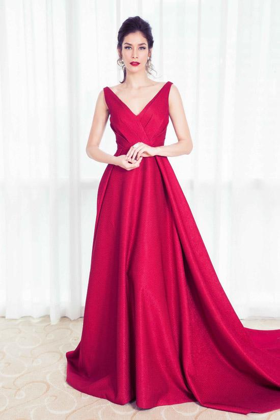 Hhen Niê và dàn người đẹp đọ sắc bên Hoa hậu Hoàn vũ Dayana Mendoza - 3