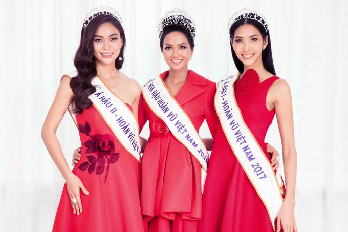 Hhen Niê và dàn người đẹp đọ sắc bên Hoa hậu Hoàn vũ Dayana Mendoza - 10