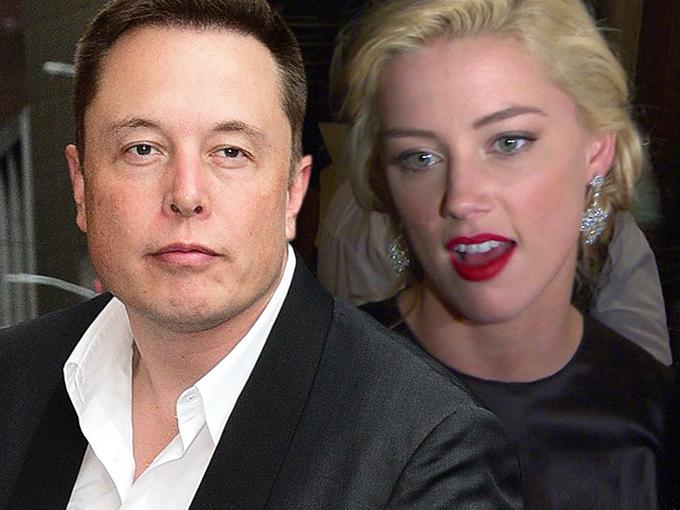 Amber và Elon Musk chia tay lần thứ hai.