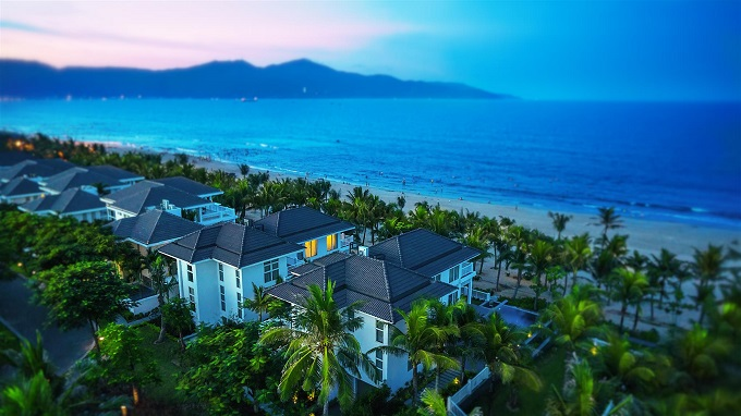 Khu nghỉ dưỡng đồng thời được vinh danh trong 4 hạng mục: Top 25 khu nghỉ dưỡng tốt nhất châu Á, Top 25 khu nghỉ dưỡng tốt nhất Việt Nam, Top 25 Khu nghỉ dưỡng sang trọng nhất Việt Nam và Top 25 khu nghỉ dưỡng tốt nhất Việt Nam dành cho gia đình.
