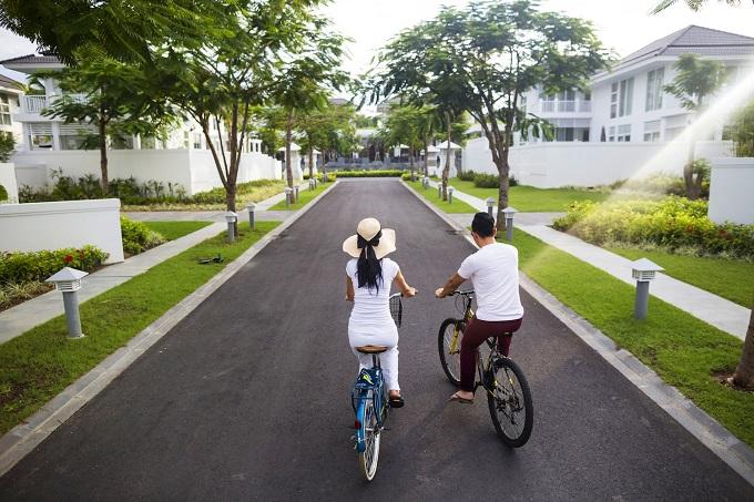 111 biệt thự với 3 loại hình khác biệt và hệ thống tiện ích, dịch vụ tiêu chuẩn 5 sao đem đến cho du khách trải nghiệm nghỉ dưỡng phong phú và sự thư giãn thú vị.