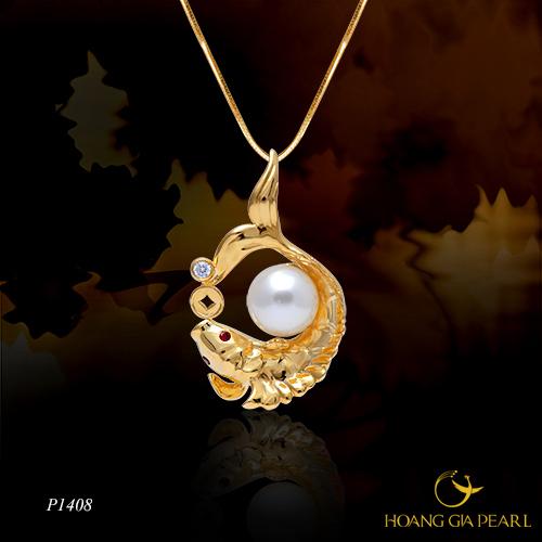 Mẫu trang sứccá vàng may mắn liên tục xuất hiện trong các bộ sưu tập đón xuân của thương hiệu.