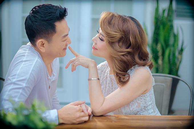 Bạn trai Việt kiều quấn quýt bên Thanh Thảo - 2