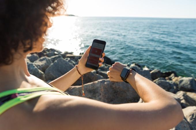 Sử dụng ứng dụng chăm sóc sức khỏe,người dùng có thể điều chỉnh hành vi sinh hoạt, ăn uống, luyện tập theo chiều hướng tích cực.