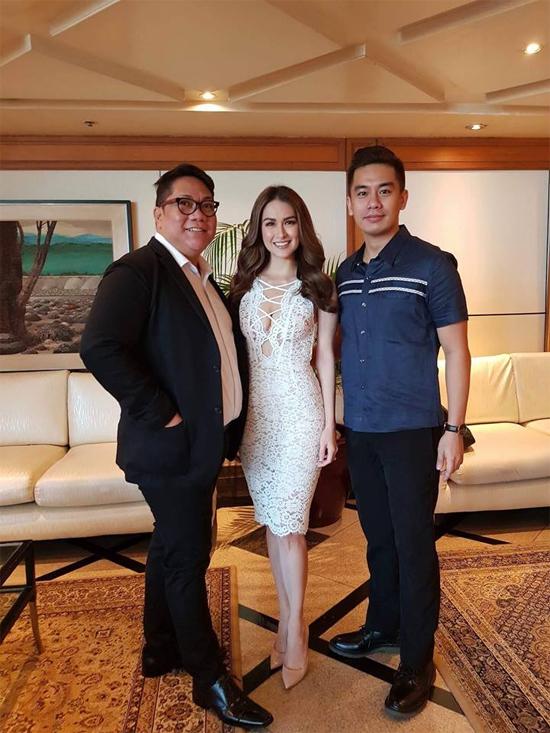 Mỹ nhân đẹp nhất Philippines bối rối vì bộ ngực quá sexy - 8