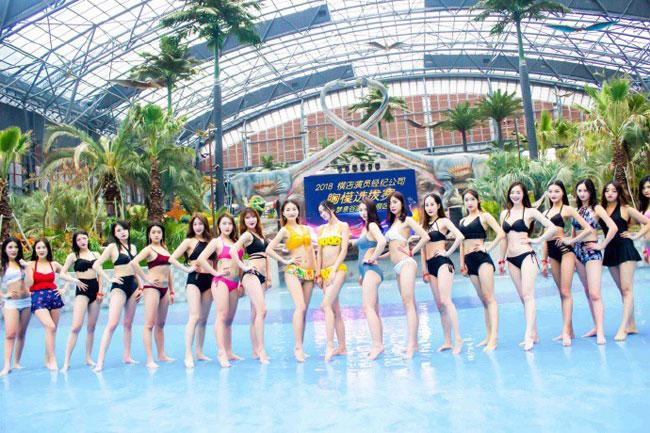 Các cô gái Trung Quốc đọ ngực để tranh nhau làm diễn viên khỏa thân - page 2 - 2