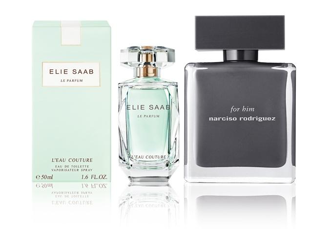 Set nước hoa Elie Saab + Narciso Rodrigues Giá ưu đãi 2.999.000 Đ ( Giá gốc : 4.600.000 Đ )