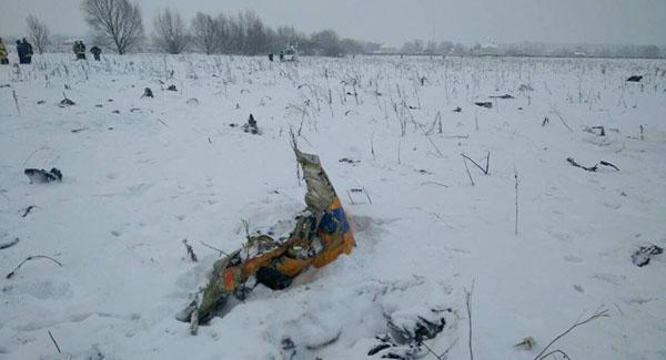 Thoát chết vụ rơi máy bay Nga nhờ hủy vé vào phút chót: Quá may mắn