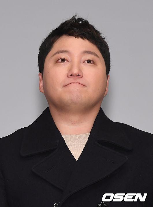 Nam diễn viên Kim Dae Myung.