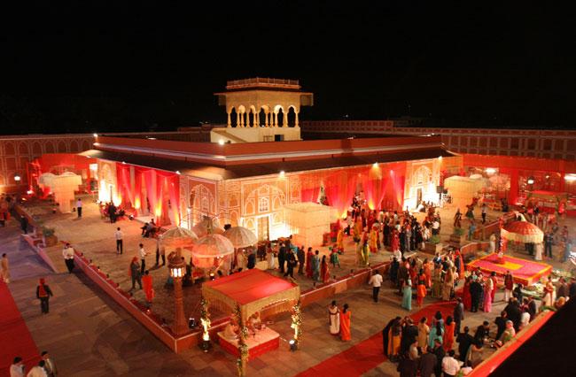 Ảnh minh họa một đám cưới ở Ấn Độ.